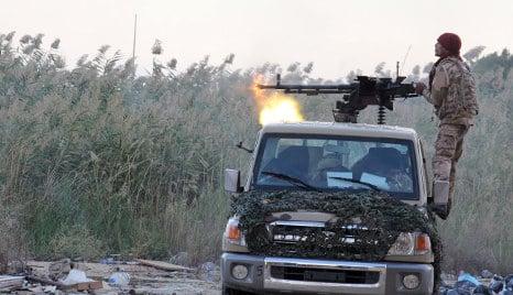 Second Italian freed in Libya