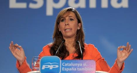 Prosecutor won't 'rush' suit against Catalan boss