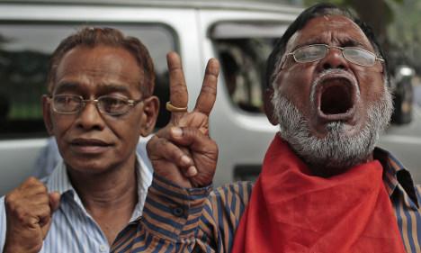 Bangladesh murder mayor 'hides' in Sweden