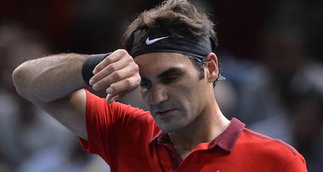 Federer confirmed for Davis Cup tennis finals