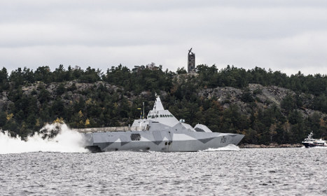 Foreign submarine in Sweden was 'likely'