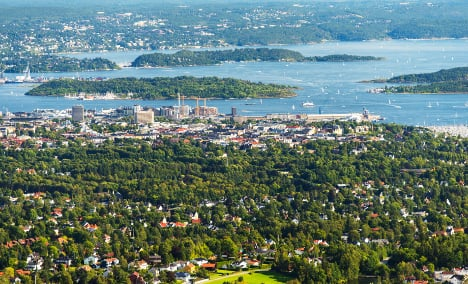 Oslo: Home to Nordics' most expensive property