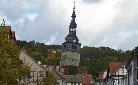 Town gets help to save Europe's wonkiest tower