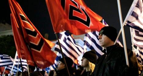 Greek fascist party snubs Spanish 'offshoot'