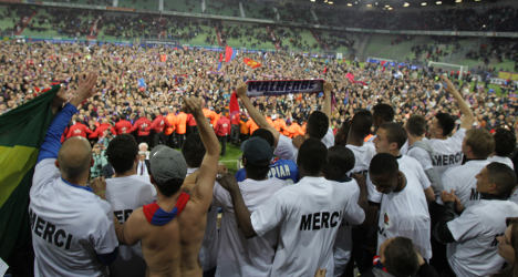 French football rocked by match fixing scandal