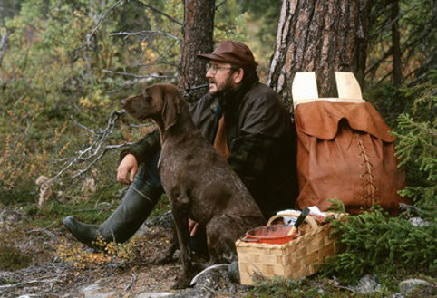 Pine, tar, and tinder: flavours from the north