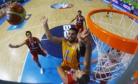 Sweden suspend NBA star over assault charge