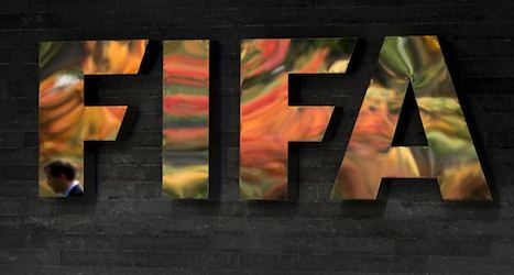 Fifa files criminal complaint with Swiss AG