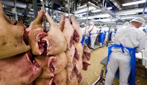Pork containing MRSA found in Swedish stores