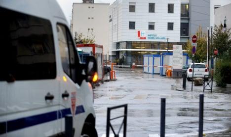 Algerian president leaves French hospital