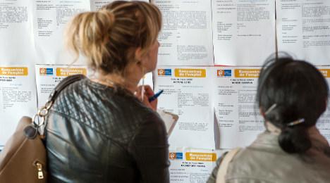 Seeking a permanent job in France? Think again