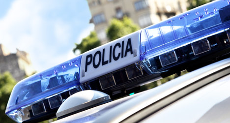 Spanish police raid anarchist terrorist cell