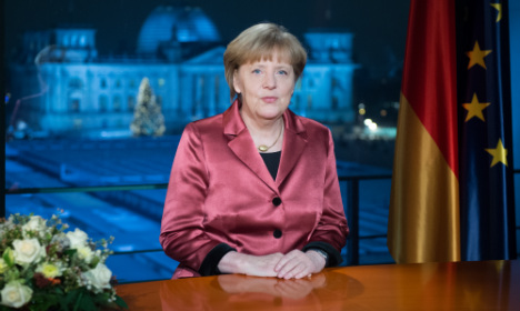 Merkel deplores new far-right group's 'hatred'