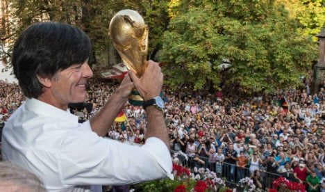 Löw aims for Euro 2016 with new-look Germany