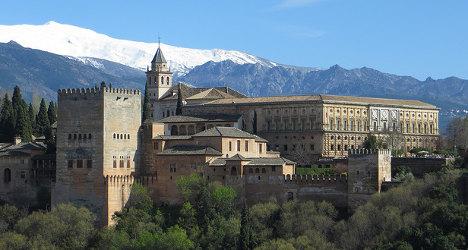 Google offers virtual views of Spain's wonders