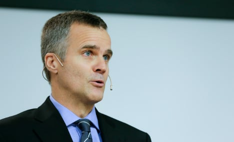 Helge Lund, BG's new CEO, gets pay cut