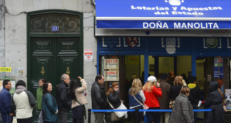 Lifting the lid on Spain's Christmas lottery