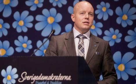 'Neo-fascist' Sweden Democrats want apology