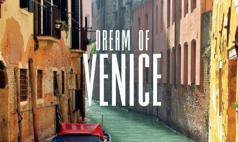 New photo book shows beauty of Venice