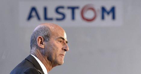 US fines France's Alstom $772M in bribery case