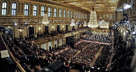 Indian maestro seeks harmony in Vienna
