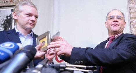 Banker faints in trial over breaking secrecy laws