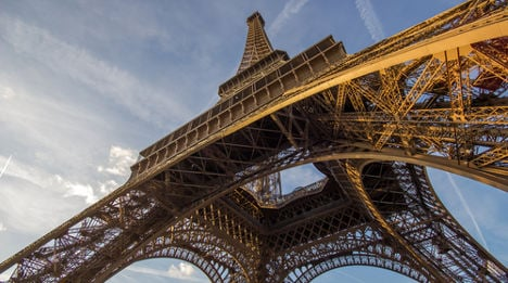 Eiffel Tower to host first ever vertical race