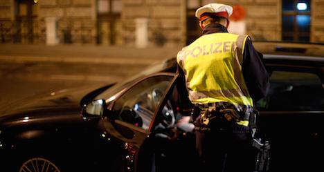 Drunk driver impersonates cop
