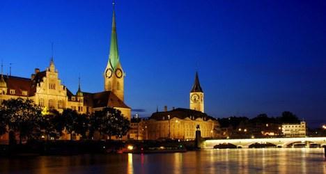 Switzerland cracks top ten list for business