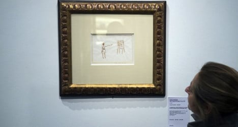 Original 'Little Prince' painting to be auctioned