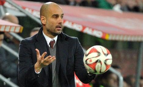 Bayern heads for match in war-torn Ukraine