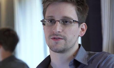 Snowden in rare talks with Swedish television