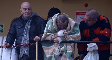 Swiss resident among Greek ferry victims