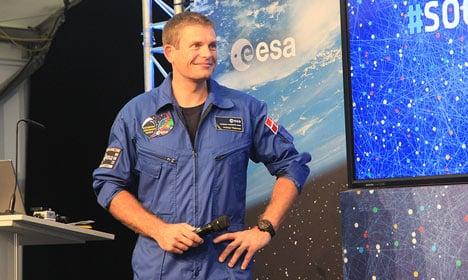 Denmark ups ESA funds ahead of first astronaut