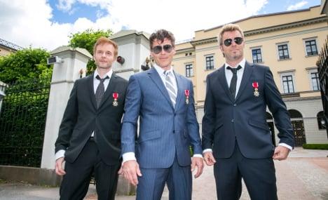 A-ha! The Norwegian super-group is back!