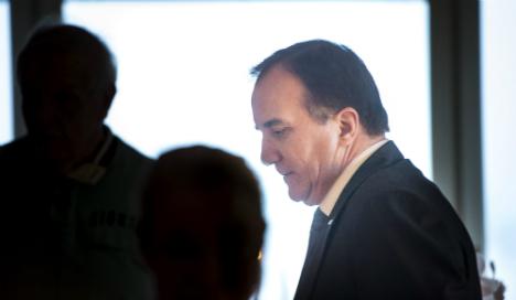 Swedish PM: I'll quit if Alliance budget wins