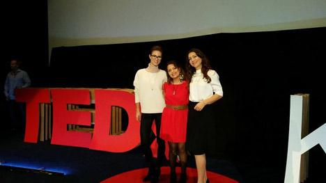 Denmark's first university TEDx inspires, educates