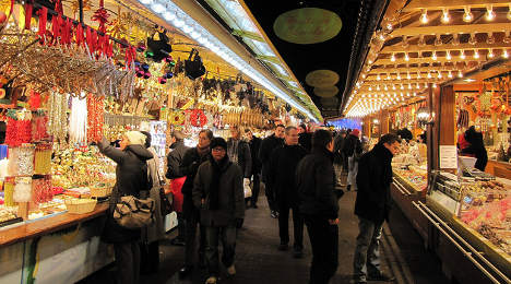 Do the French really not care about Christmas?