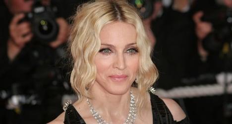 Madonna returns as face of Versace