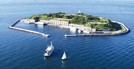 Copenhagen might get its own start-up island