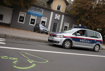 Russian and Chechen wanted for Linz murder