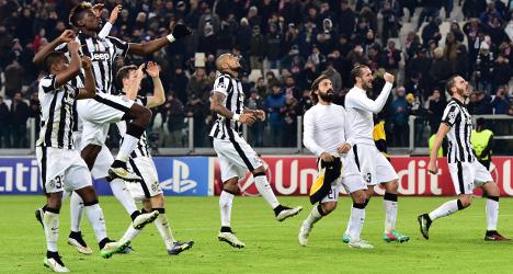 Juve boss hopes to avoid football's Fab Four