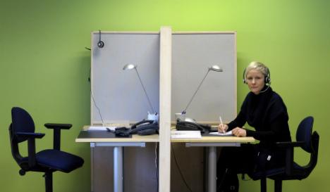 Swedish help hotlines ready for festive rush