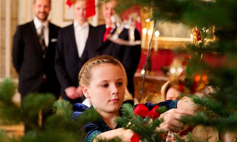 No ho ho for Norway Christmas tree exports
