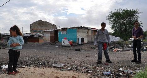 Madrid's shocking slum shames Spanish capital