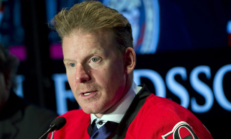 Swedish hockey legend Alfredsson calls it quits