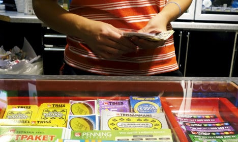 Romanian beggar lands bumper lottery win