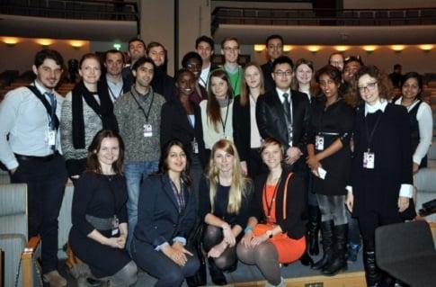 Gallery: NFGL students take part in Nobel week