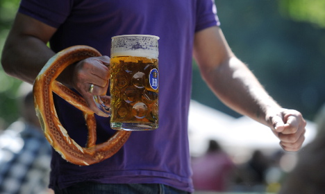 Bavaria fears for health over aluminium pretzels