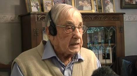 Oldest man in Sweden dies aged 109